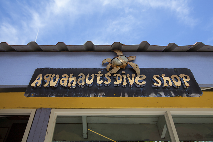 Aquanauts Dive Shop