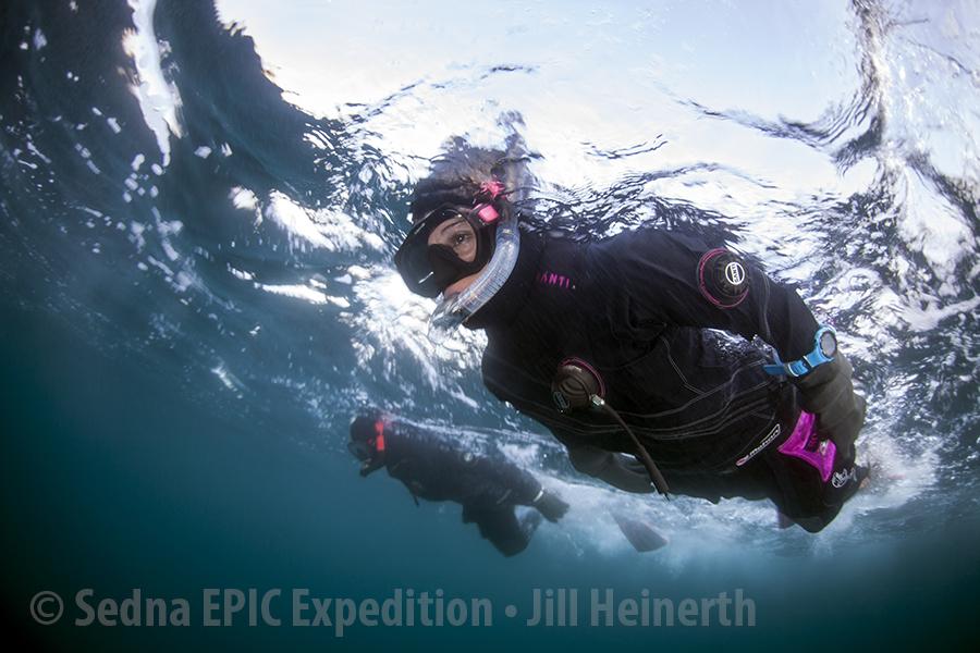 Sedna Expedition   IntoThePlanet